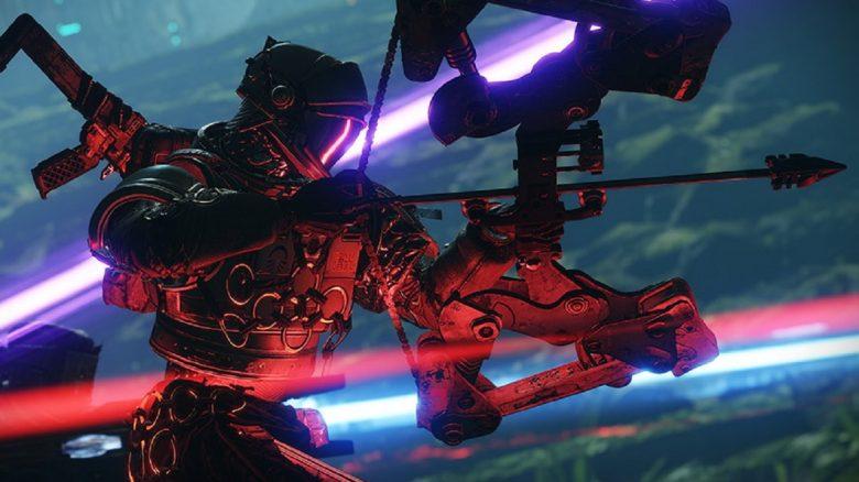 Leviathan Hauch Destiny 2 Exotic Bow Titel Titan