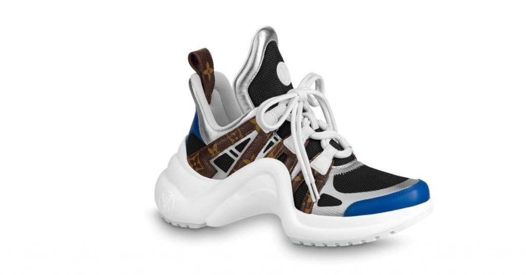 LoL Louis Vuitton Sneaker