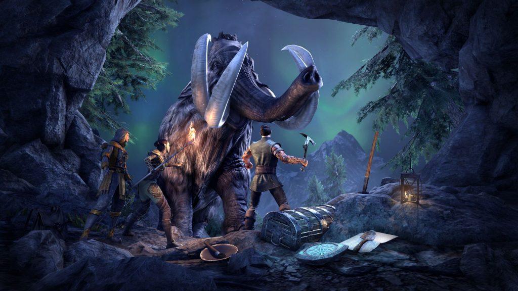 Lost Treasures of Skyrim Event