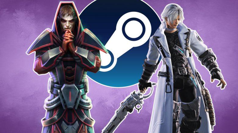 MMORPGs auf Steam