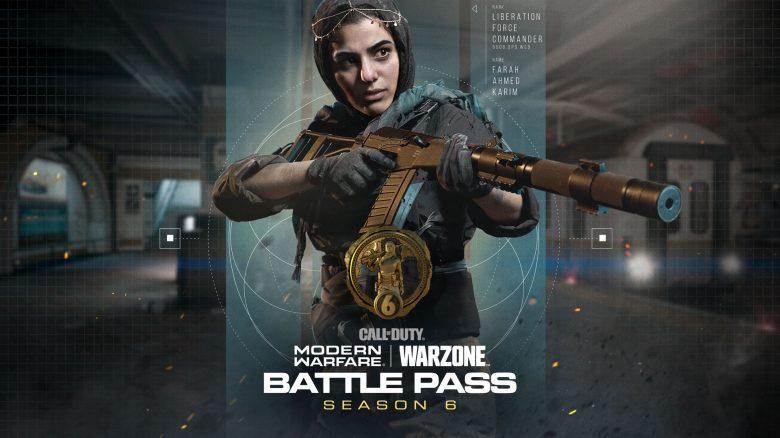 CoD MW & Warzone: Season 6 Battle Pass – Alle Stufen und ihre Belohnungen