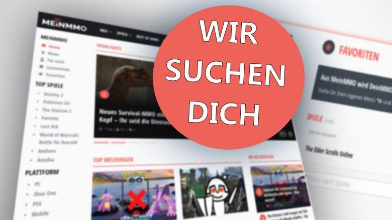 MeinMMO sucht freien Online-Redakteur (m/w/d) im Home Office