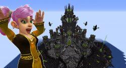 Minecraft Gnome Tomb of Sargeras cheer titel title 1280x720