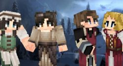 Minecraft Hegemony Humans title small