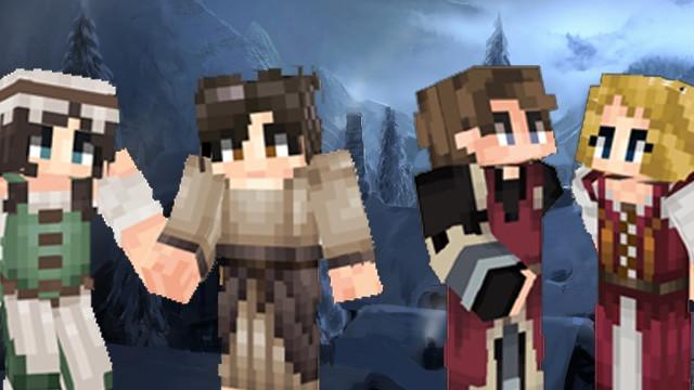 Es gibt ein großes Minecraft-MMORPG – und es wurde gerade noch größer