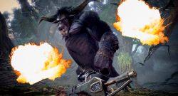Monster Hunter World Titel Rajang Build Deto
