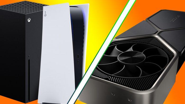"""Hardware-Experte: Nvidias """"RTX 3000""""-Karten sind Konkurrenz für PS5, Xbox Series X"""