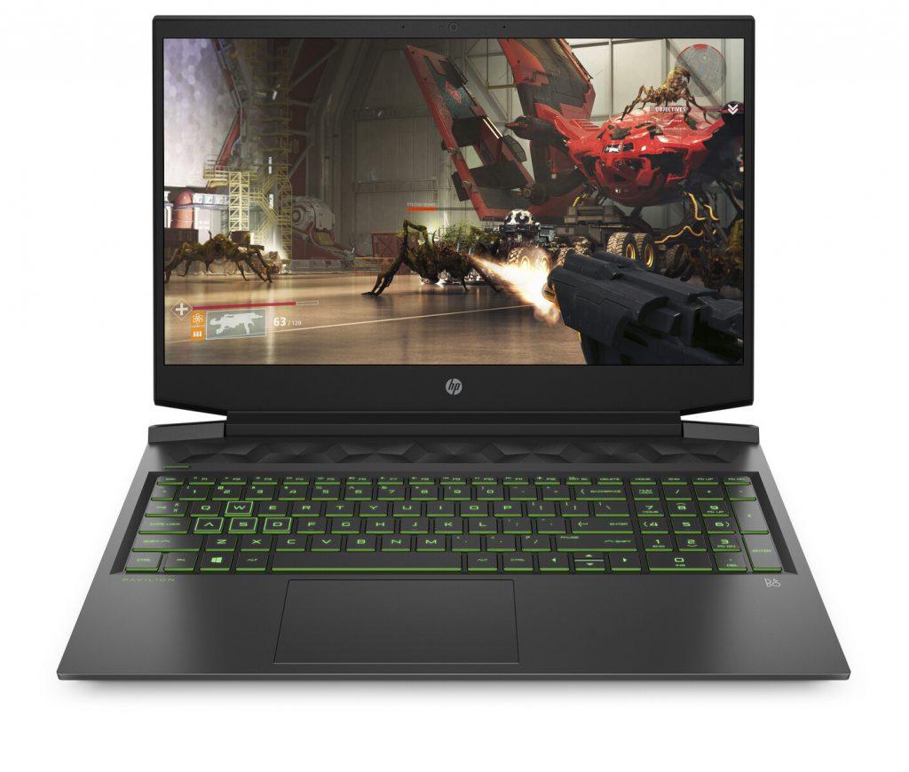 HP Pavilion Gaming-Laptop 16-a0300ng