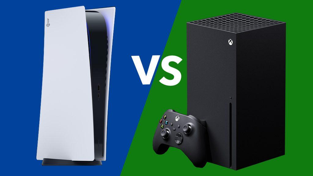 PlayStation 5 VS Xbox Series X Titel