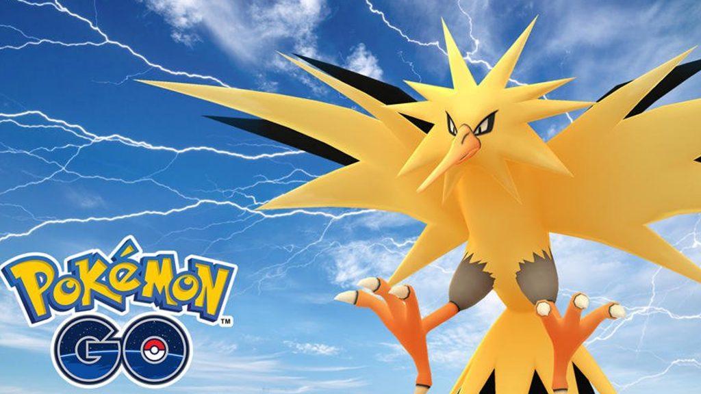 Pokémon GO Zapdos Titel 4