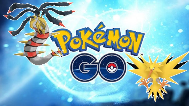 Pokemon Go Oktober Raid Titel