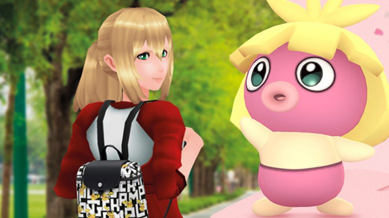 Pokémon GO Kussilla Fashion Titel