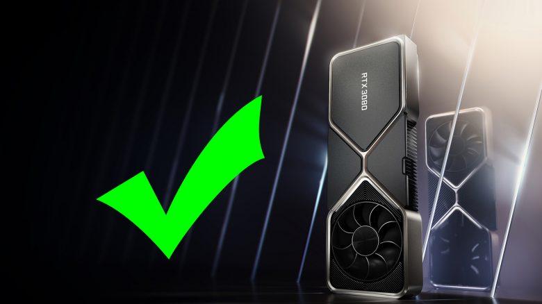 Die neue RTX 3080 von Nvidia ist definitiv ein Grund, meine Grafikkarte zu wechseln