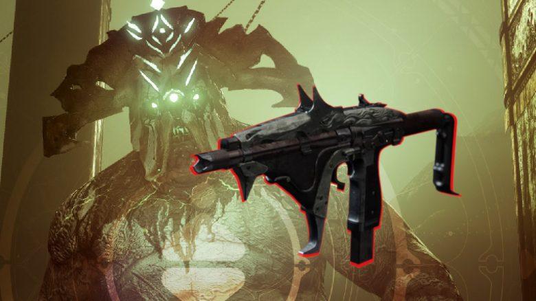 Raid Destiny Boss Tarrabah Titel