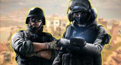 Rainbow Six Siege IQ Thermite Titel GSA FInale