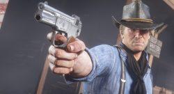 Red Dead Redemption 2 Arthur Pistole Titel