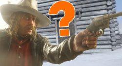 Red Dead Redemption 2 Micah Frage Titel