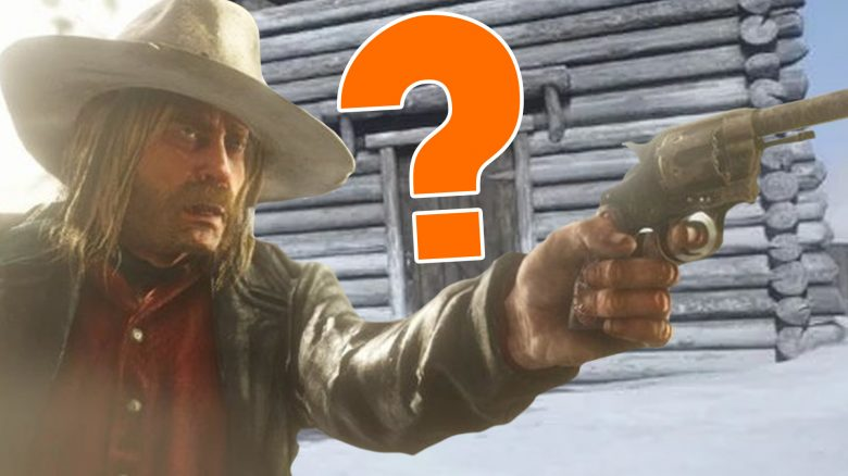 Red Dead Redemption 2 Micah Frage Titel