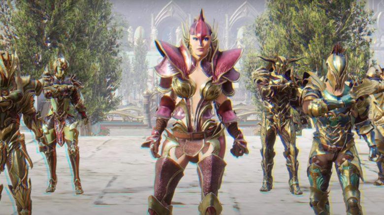 Neues MMORPG kommt noch 2020 – Soll sich spielen wie früher, nur deutlich hübscher