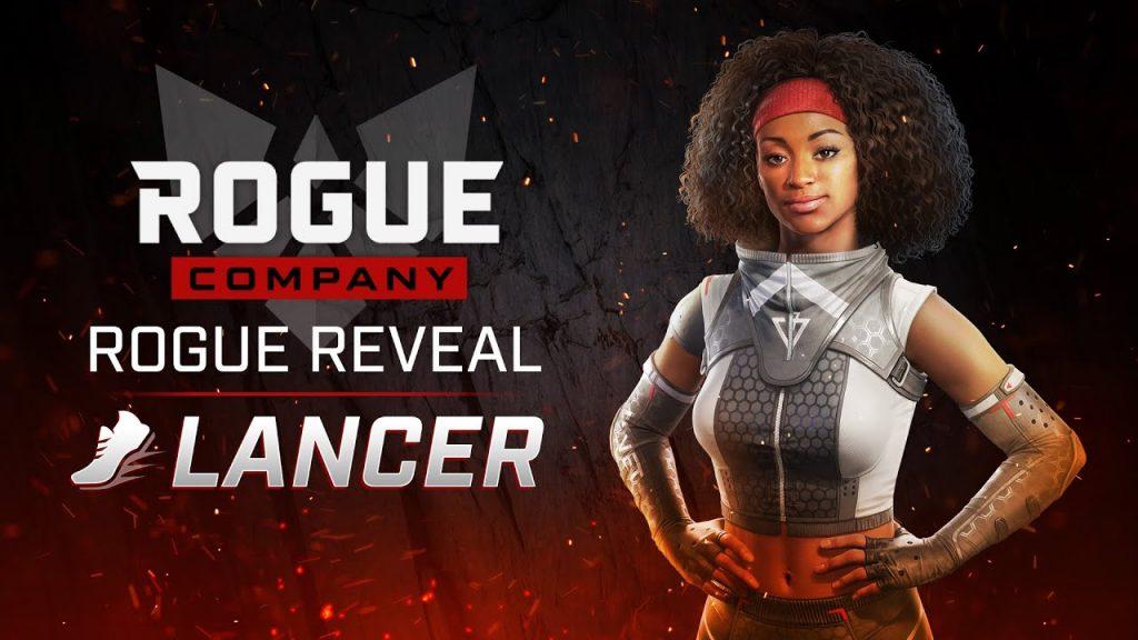 Rogue Company Lancer
