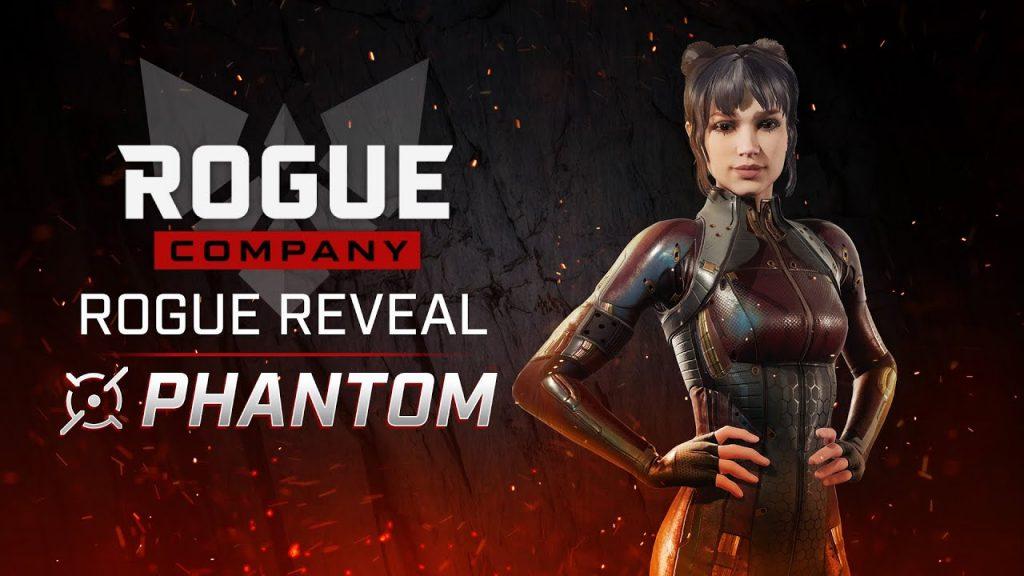 Rogue Company Phantom