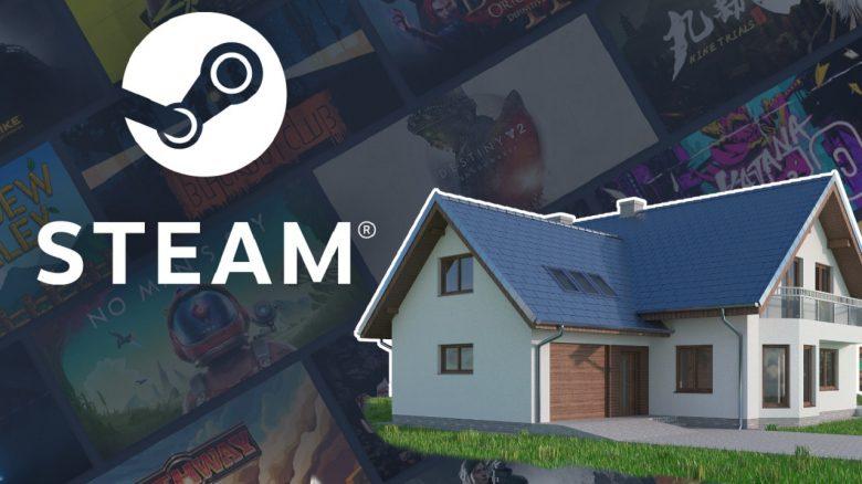 Ihr könnt euch alle Spiele auf Steam kaufen oder stattdessen eine kleine Villa