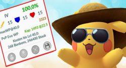 100% IV Pokemon GO