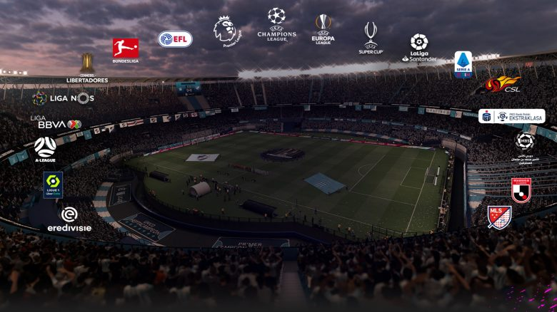 Teams Ligen FIFA 21