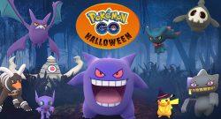 Halloween Pokemon GO