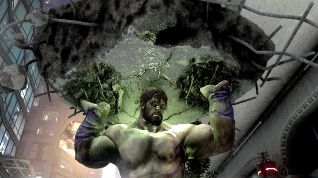 Hulk Marvels Avengers