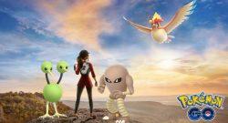 Mega Event Shiny Dodu Pokemon GO