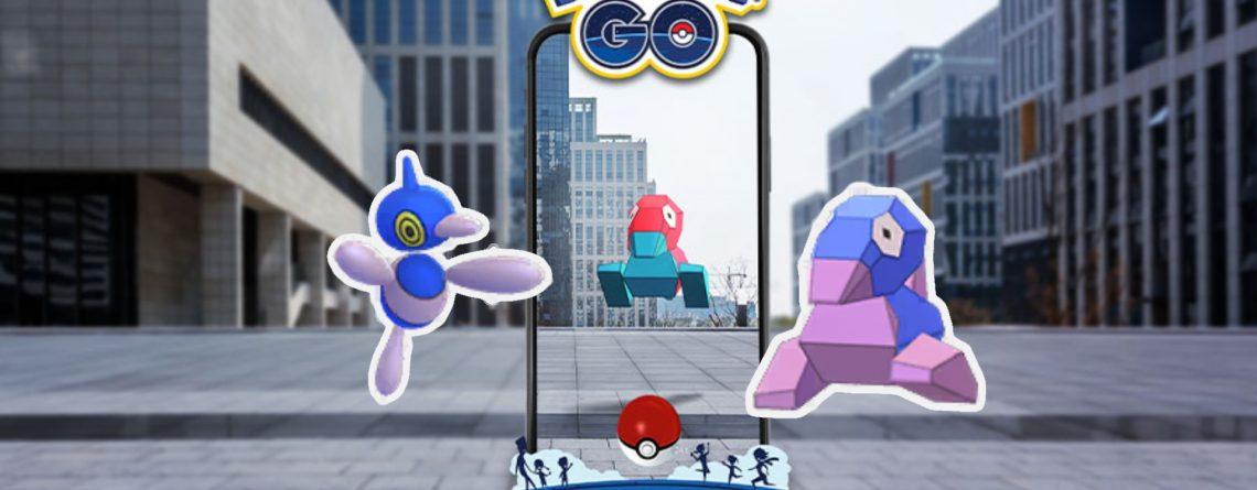 Titelbild Porygon Community Day Pokemon GO