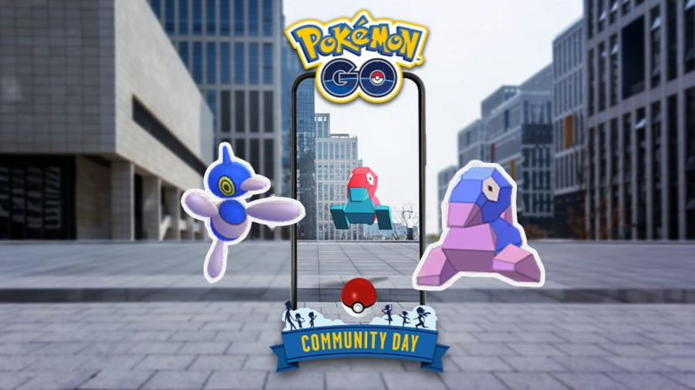 Titelbild Porygon Community Day Pokemon GO