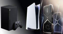 RTX 3080: So groß ist die Grafikkarte im Vergleich zu PS5, Xbox Series X