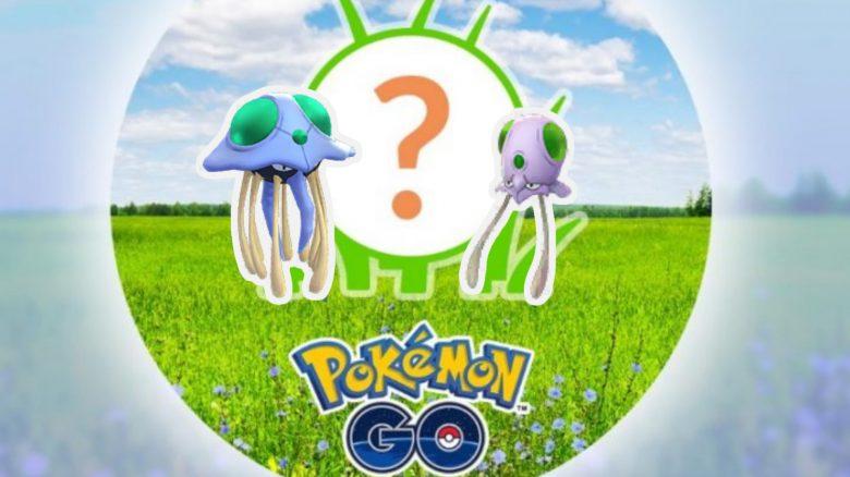 Rampenlichtstunde Tentacha Pokemon GO