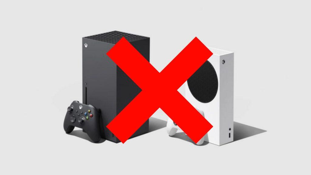 Xbox Series X Kreuz