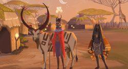 So gut kommt Wagadu Chronicles an, das neue deutsche Afro-MMORPG