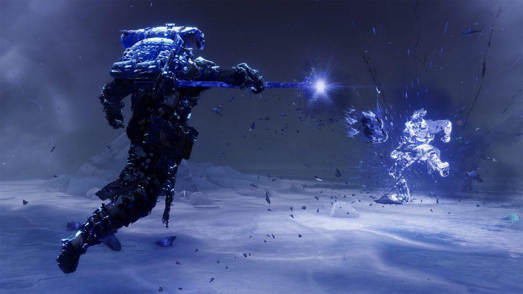 Warlock Shadebender Super Eis Stasis Destiny 2 Titel
