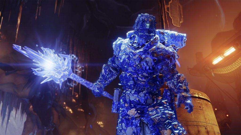 Warlock Stasis Schattenbinder Shade Stab Titel Destiny 2
