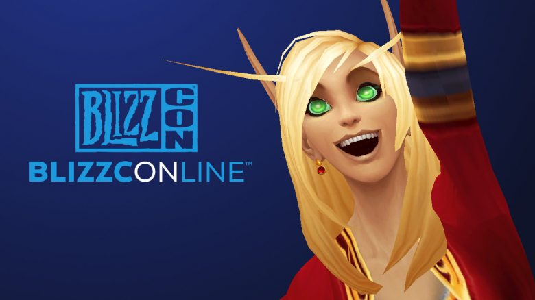 WoW BlizzConline 2021 titel 1280x720