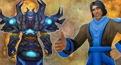 WoW Classic Shaman Game Master GM titel title 1280x720