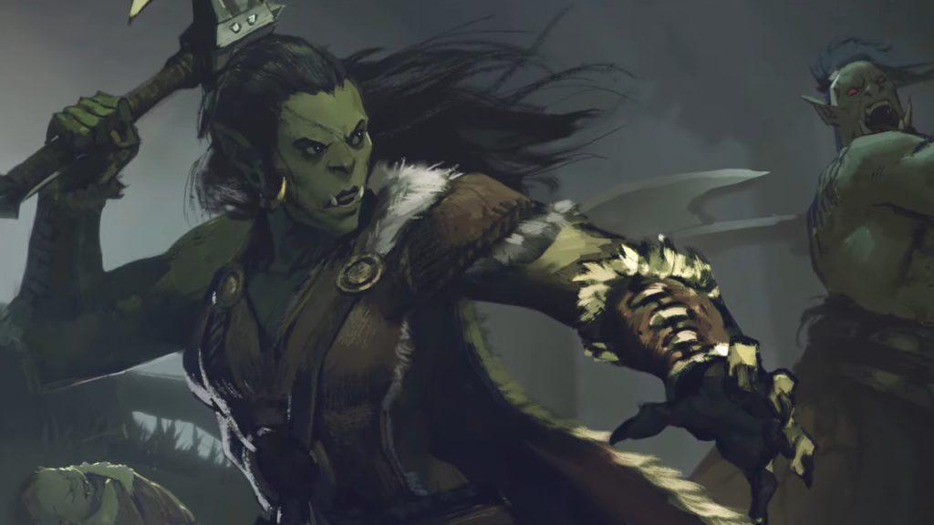WoW Draka Orc titel 1280x720