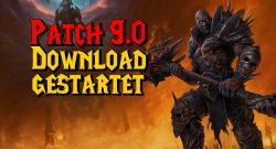 WoW Shadowlands: Pre-Patch 9.0 kommt, so startet ihr den Download