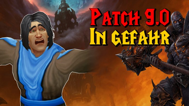WoW Patch 90 in Gefahr titel title 1280x720