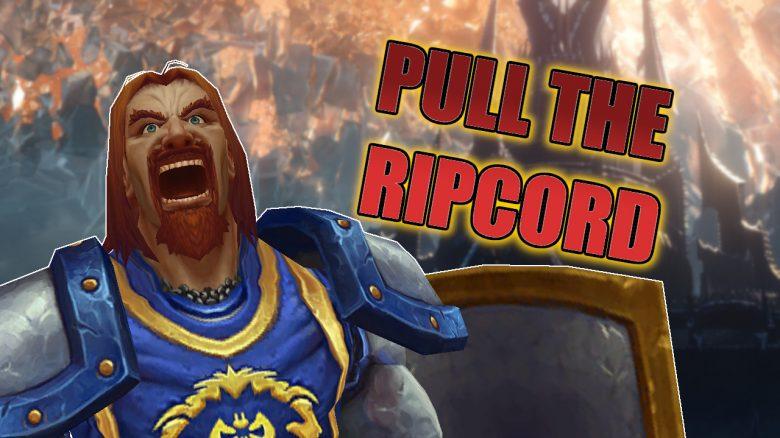 WoW Shadowlands: Spieler fordern #PullTheRipcord – Was steckt dahinter?