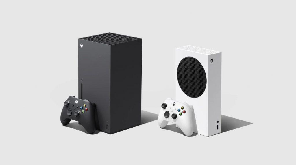 Xbox Series X Series S Nebeneinander