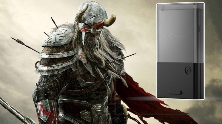 Xbox Series X Speicherkarte ESO