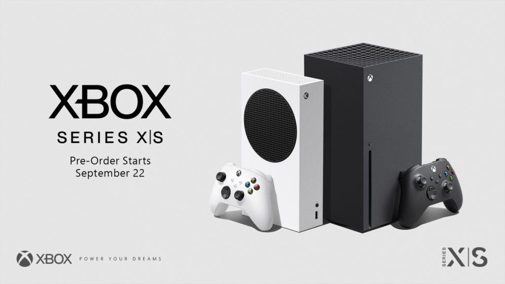 Xbox Series X vorbestellung