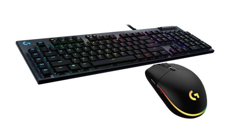 Logitech Gaming-Maus G203 und Tastatur G815 reduziert bei Amazon