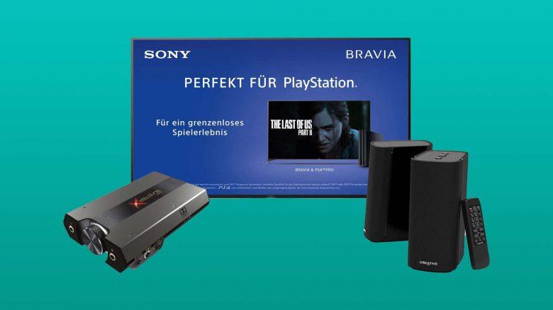 Amazon September Angebote: Sony XH8096 4K TV